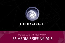 Ubisoft E3 2016 Press Conference Live Stream