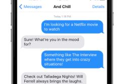 Netflix Recommendation Chatbot
