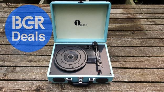 Portable Turntable Amazon