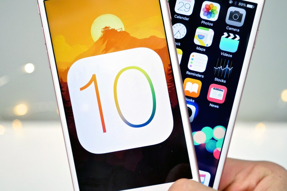 iOS 10 Features List