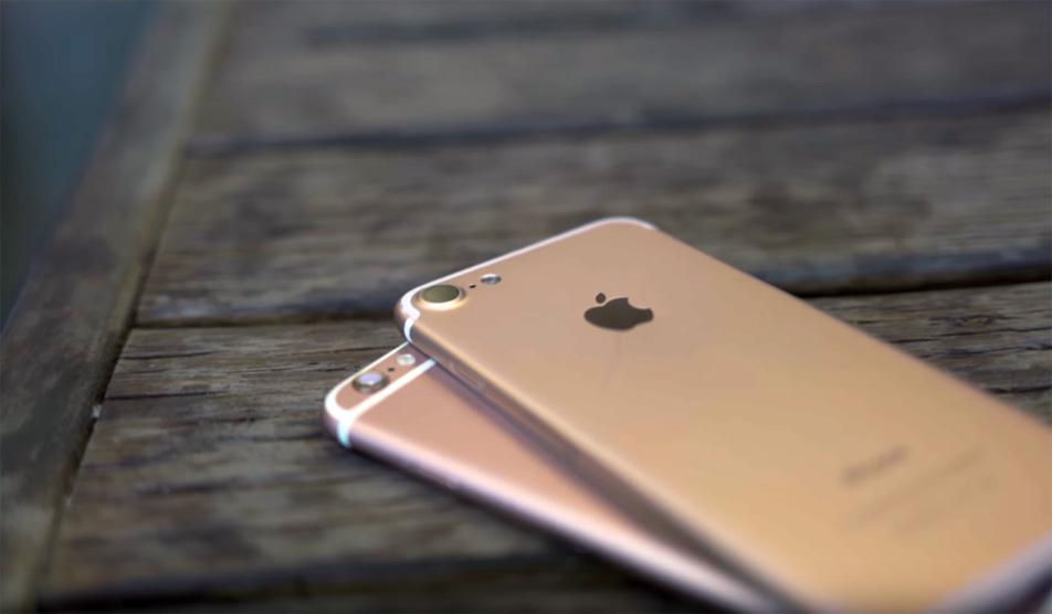 iPhone 7 Rumors: Specs leak shows double storage capacity ...