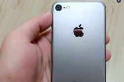 Space Gray iPhone 7 Photos