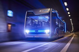 Mercedes-Benz Future Bus Video