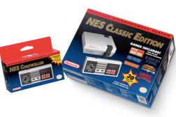 NES Classic Edition Price Release Date