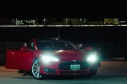 Tesla Model S Commercial