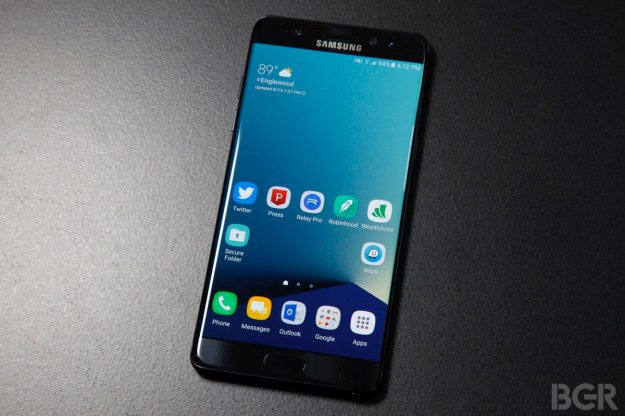 Galaxy Note 7 Exploding False Reports