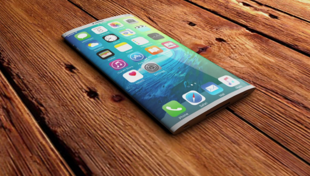 Apple rumoured to launch curved iPhone in 2017