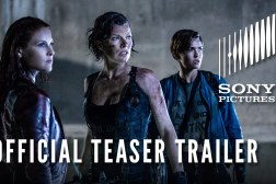 Resident Evil The Final Chapter Trailer