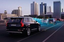 Volvo S90 Self Driving