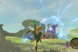 Zelda Breath of the Wild Runes