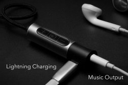 Charge And Listen To Music On iPhone 7