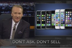 iPhone 7 Bill Maher