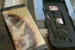 Note 7 Fires