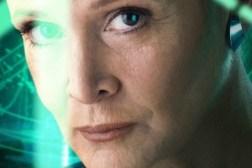 Star Wars Episode VIII Spoilers Leia