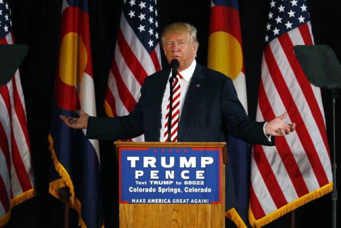 Donald Trump Politics