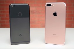 iPhone 7 Vs Pixel
