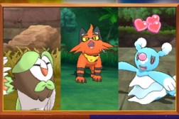 Pokemon Sun Moon Leaks Pokedex