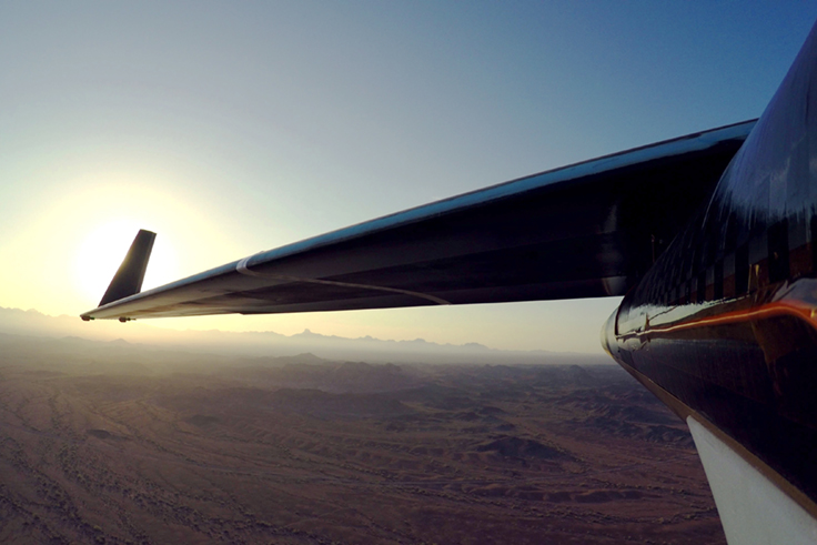 Facebook Aquila solar plane under investigation after 'structural failure'