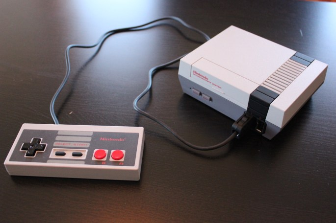 NES Classic Edition Stock