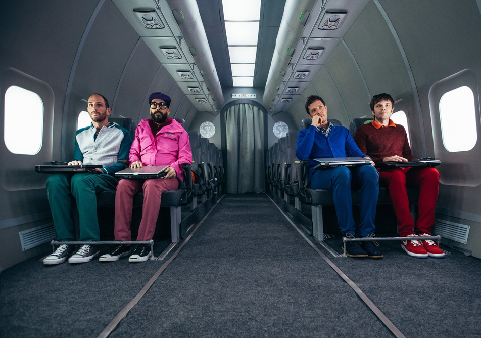 OK Go outdoes itself with 'The One Moment' video