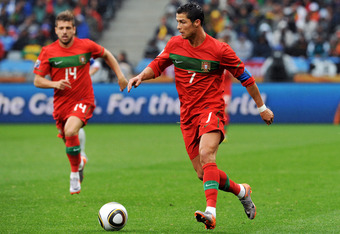 Cristiano Ronaldo will need to be in top form against Iberian rival Spain.