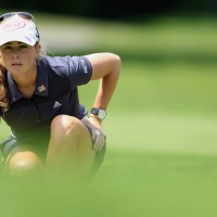 Eun-Hee Ji leads by one after three rounds at Wegmans LPGA Championship