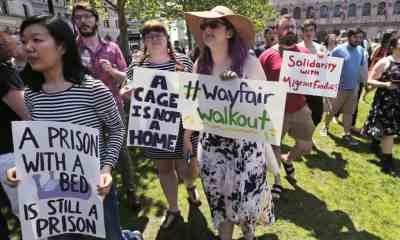 Wayfair Workforce decides to walkout while protesting, how will the company react? - BlockToro