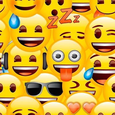Debona Emoji Wallpaper | Kids Wallpaper, Decorating - B&M