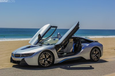 BMW i8 Test Drive And Review