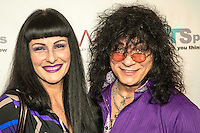 ENTSpeaks at the Inspire Theatre on October 21, 2014 in Las Vegas, Nevada red carpet and backstory Singer Mary Wilson of The Supremes, Actor/comedian Marty Allen, Comedian/magician The Amazing Johnathan, Former Olympic swimmer Christina Jones , ormer cast member of the production show 'Crazy Girls'…