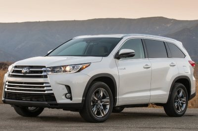2018 Toyota Highlander Hybrid Review, Trims, Specs and Price | CarBuzz
