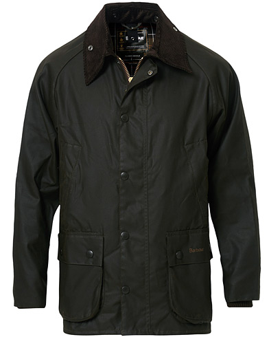 Barbour Lifestyle Classic Bedale Jacket Olive hos ...