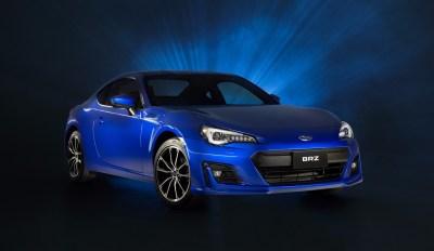 News - Subaru Australia Announces 2017 BRZ Coupe Starting ...