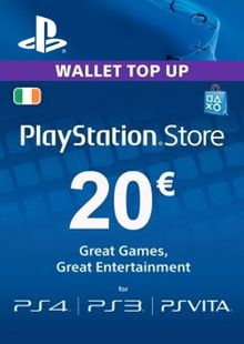 Playstation Network Wallet Topups and Playstation Plus Subscriptions