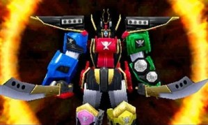 Power Rangers: Super Megaforce (3Ds) Review - 2014-11-11 13:52:17