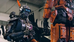 Chappie (Movie) Review - 2015-03-06 12:40:14