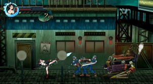 Final Fantasy VII Re-Imagined as 2D Brawler and It is Stunning - 2015-08-17 09:22:33