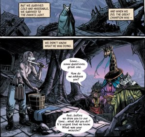 The Autumnlands: Tooth and Claw v.1 (Comic) Review - 2015-09-14 13:16:48