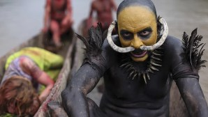 The Green Inferno (Movie) Review - 2015-09-25 13:18:01