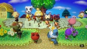 Animal Crossing: Amiibo Festival (Wii U) Review - 2015-11-27 12:03:15