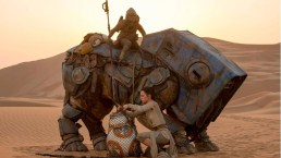 Star Wars: The Force Awakens (Movie) Review - 2015-12-16 15:44:43