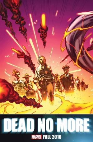 Marvel reveals promo art for Dead No More