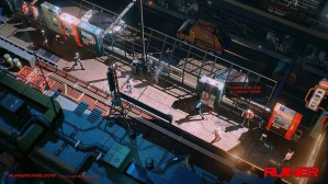 PAX East 2016: Ruiner Preview 3