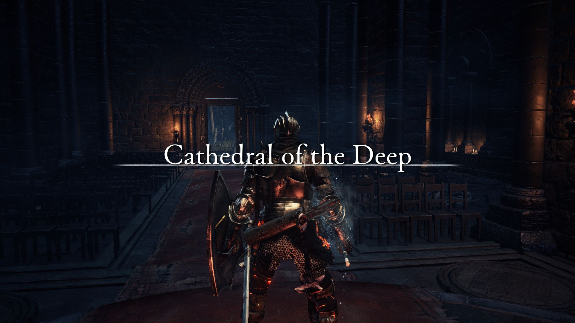 White Awinding Path To Left Side Cadral Deep After You Kill Crystal Sage Look Find Butchers Up Souls Iii Cadral houzz-03 Cathedral Of The Deep Levers