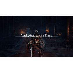 Small Crop Of Cathedral Of The Deep Levers