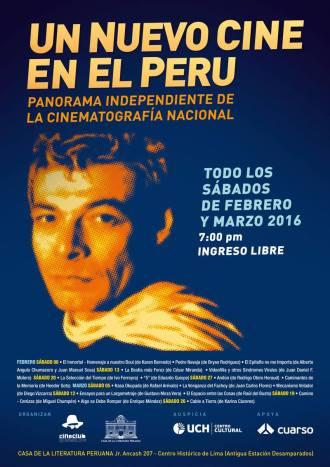 Ciclo Un nuevo cine en el Peru