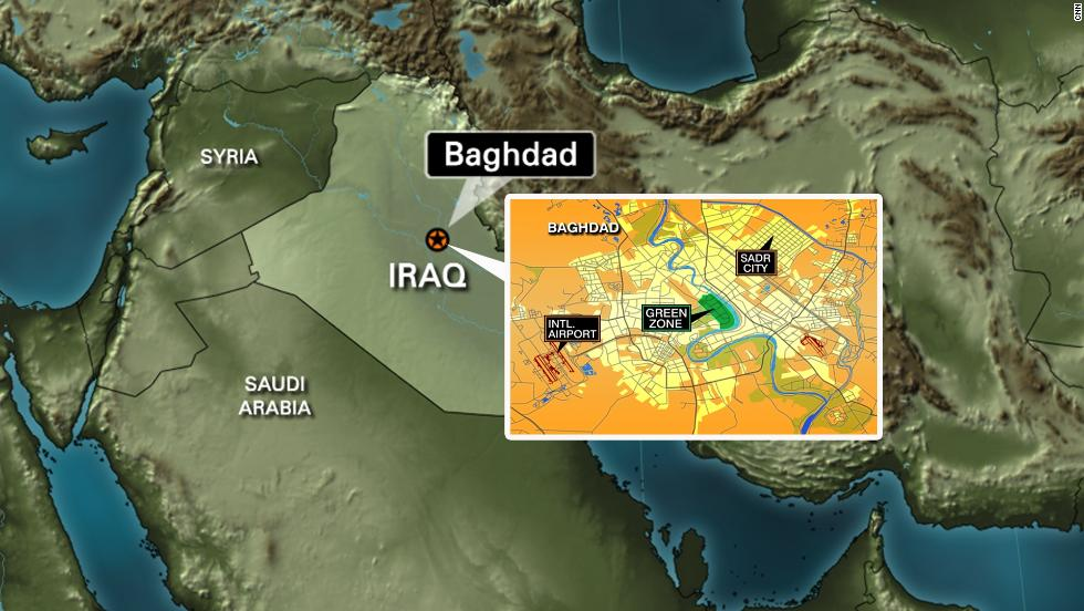 Iraqi Prime Minister orders improved Green Zone access   CNN The Green Zone was carved out of central Baghdad by U S  led forces after  the
