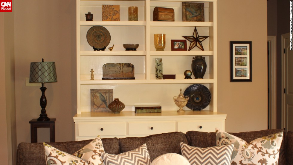 Decorate your bookcase one knickknack at a time   CNN  lt a href  quot http   ireport cnn com