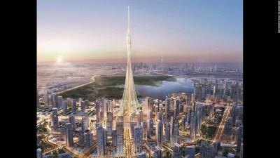 Sofaz Tower Vs Burj Khalifa | Baci Living Room