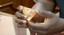 Small Of Sierra Leone Diamonds